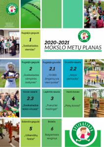 2020-2021 mokslo metų planas